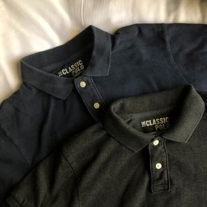 2 (TWO) Old Navy Polos